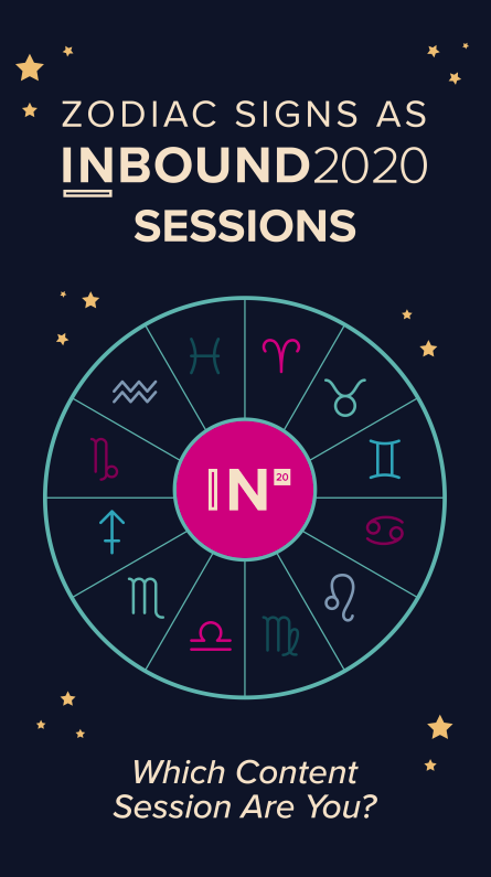 zodiac signs as inbound sessions